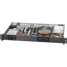 SUPERMICRO COMPUTER CSE-510T-200B SYSTEM CABINET RACK-MOUNTABLE POWER SUPPLY