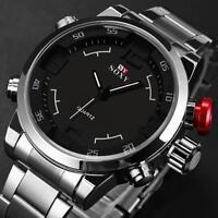 Fashion Luxury Army Sport Waterproof Analog Quartz Military Mens Wrist Watches