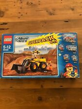 LEGO 66328 Superpack 6 In 1 New But Damaged 7630 7942 5613 7236