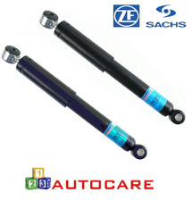 Pair Of Sachs Rear Twin-Tube Gas Shock Absorber For Fiat Punto