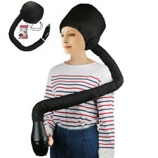 Hat Hair Dryer Hood Bonnet Salon Drying Cap Blow Attachment Portable Soft