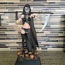 1/6 Resin Model Kit, Sexy action figure Grim Reaper