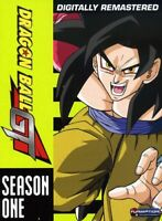 Dragon Ball GT: Season 1 [New DVD] Rmst, Uncut