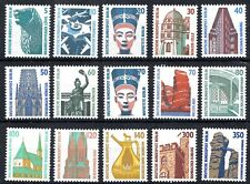 BERLIN - TOURIST SIGHTS - FULL SET - MINT NEVER HINGED.
