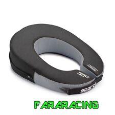 SPARCO 001601GRNR COLLARE SUPPORTO CASCO OVALE IGNIFUGO GRIGIO/NERO