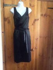 Unbranded Satin Patternless Midi Dresses for Women