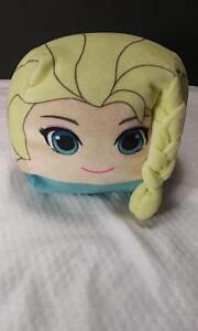 Disney's Frozen~ELSA CUB'D Collectible 4 in.plush cloud Cube~