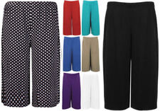 Unbranded Wide Leg Stretch Trousers for Women