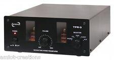 Préamplificateur à tubes Dynavox TPR-3 NOIR + entrée Phono MM/MC