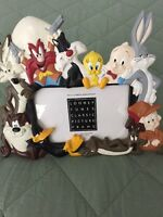Looney Tunes Warner Brothers Picture Frame Bugs, Tweety, Porky, Sylvester, Taz