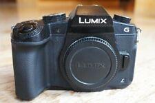 Panasonic Lumix G85 Camera Body (DMC-G85 Micro Four Thirds)