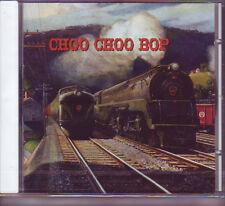 V.A. - CHOO CHOO BOP - Buffalo Bop 55152 50s Rock CD