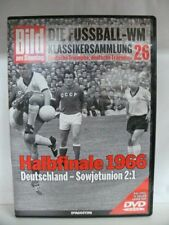 WM Klassikersammlung 26 Halbfinale 1966 Deutschland vs Udssr DVD + Heft