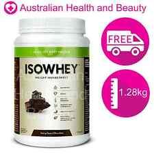 Isowhey Ivory Coast Chocolate 1.28kg - FREE Australian Shipping