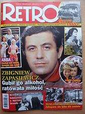 RETRO 12/2015 Abba,Dalida,Sonia Braga,Robert Redford,Jean Harlow,Vivien Leigh