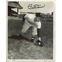 Bob Doerr Autographed/Signed 8x10 Photo
