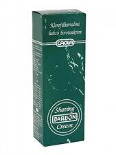 Barbon Shaving Cream by Caola Retro Man Fragrance Fresh Scent 85ml /2.9oz