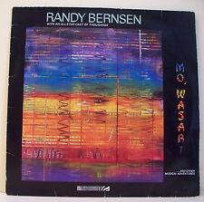 "33 tours Randy BERNSEN Disque Vinyl LP 12"" MO WASABI - MCA 254439-1 Frais Reduit"