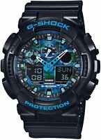 CASIO G-SHOCK Men's Watch GA-100CB-1A Wristwatch
