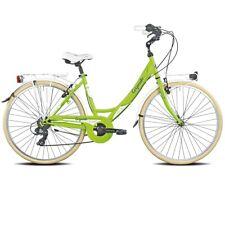 Bike City t120 Silverlife 26 Women's Steel 6 Speed ? Green Apple 19T120V Torpado