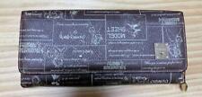 Disney long wallet Samantha Thavasa black brown Tinkerbell character cute
