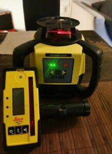 Leica Geosystems Rugby 640 Rotierende Gradient Laser LI-ION