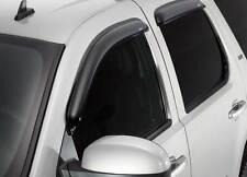 Auto Ventshade 94503 Rainguards/Ventvisors 4pc fits 04-12 Colorado/Canyon ExtCab
