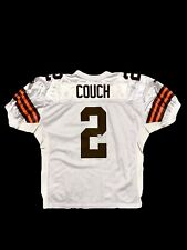 Tim Couch Signed Jersey Upper Deck