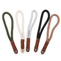 Cotton Camera Wrist Strap Soft Belt For Sony Mirrorless and DSLR Camera Q