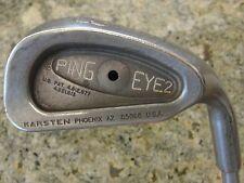 3 iron Black Dot club Ping eye2 Ii two rh golf golfing steel shaft