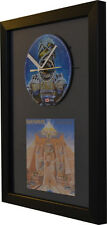 Iron Maiden - Powerslave - CD Album - Framed CD Clock - Special Gift Idea