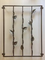 Ornamental decorative Security bars / grilles for window  home, shed, office,