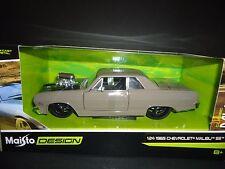 Maisto Chevrolet Malibu SS 1965 Engine Blower Grey 1/24