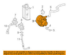 MERCEDES OEM 08-10 CL63 AMG-A.i.r. Pump 0001405885
