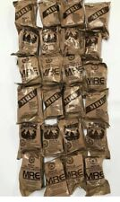 GENUINE US MILITARY WARFIGHTER INDIVUAL MRE MEAL (Meals Ready-To-Eat) *BEST MRE*