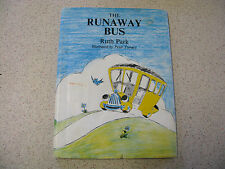THE RUNAWAY BUS ruth park HBDJ  1969 1ST ED peter tierney