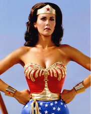 WONDER WOMAN  ~ TV Show  8x10 Photo ~ LYNDA CARTER Great picture for Autograph