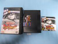 Samurai Spirits 3 Shodown NEO GEO AES SNK neogeo Video Game Used Japan 50724