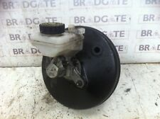 CITROEN C1/PEUGEOT 107 BRAKE SERVO AND MASTER CYLINDER  2005-2014