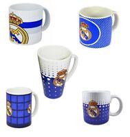 Official Football Club - REAL MADRID MUGS Ceramic (Gift, Xmas, Present)