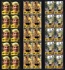 GREG LEMOND TOUR DE FRANCE CYCLING SET OF 3 VIGNETTE STAMPS 1