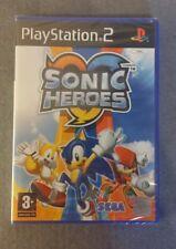 SONIC HEROES PS2 PLAYSTATION 2 PRECINTADO SEALED