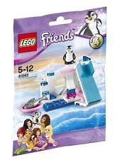 Lego Friends Penguin's Playground - Building Sets (girl Multicolour) (f9t)