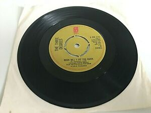 """The Three Degrees - When Will I See You Again - 7"""" Vinyl Single"""