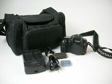 Canon EOS D60 6.3MP Digital SLR Camera - Black (Body Only)