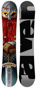 Snowboard Raven Dwarf 2020/2021 - alle Längen - Neu!