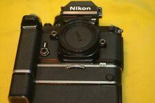 Nikon f2as e MD 2 con mb1 e 2xms1