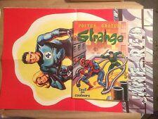 STRANGE - T87 : mars 1977 (poster détaché)