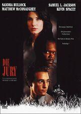 DVD * Die Jury * NEU OVP * Sandra Bullock, Matthew McConaughey