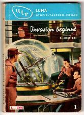 Science Fiction, Luna Utopia Taschen Roman Band 1
